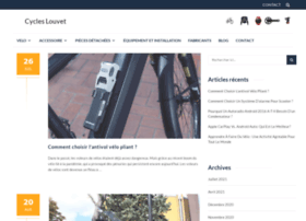 cycles-louvet.com