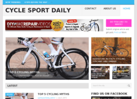 cyclesportdaily.com