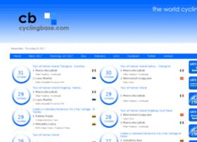 cyclingbase.com