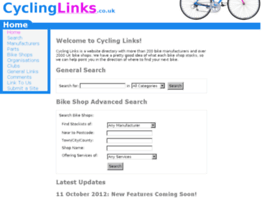cyclinglinks.co.uk