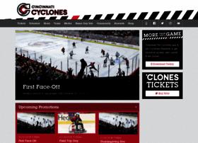 cycloneshockey.com
