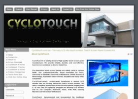 cyclotouch.com