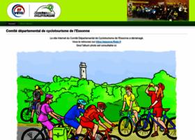 cyclotourisme91.free.fr