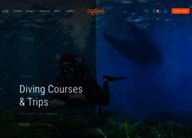 cydive.com