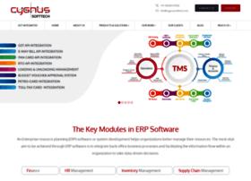 cygnussofttech.com
