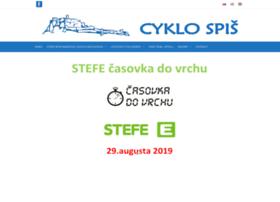 cyklospis.sk