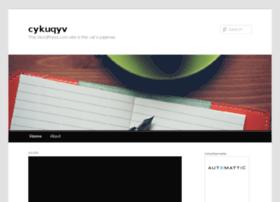 cykuqyv.wordpress.com