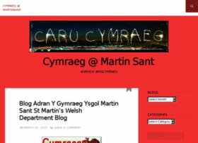 cymraegmartinsant.wordpress.com