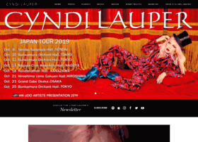 cyndilauper.com