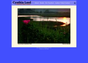 cynthialord.com