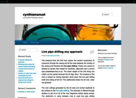 cynthiamanuel.edublogs.org