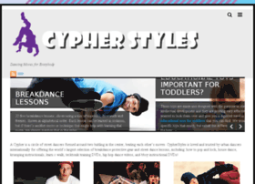 cypherstyles.com