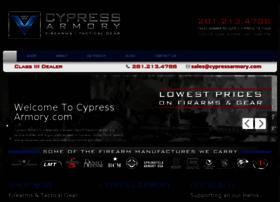 cypressarmory.com