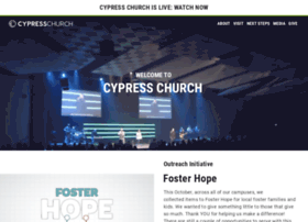 cypresschurch.tv
