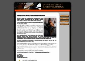 cypresscoastinvestigations.com