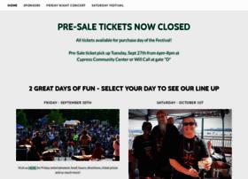 cypressfestival.com