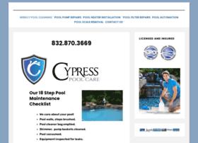 cypresspoolcare.com