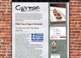 cypressrestaurant.com