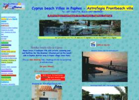 cyprusbeachvillas.com