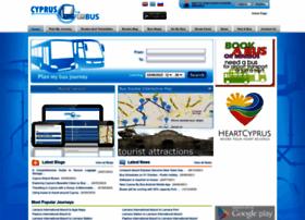 cyprusbybus.com