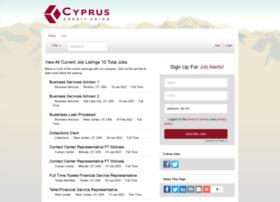 cypruscujobs.iapplicants.com