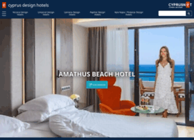 cyprusdesignhotels.com