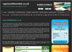 cyprusvillarentals.uk