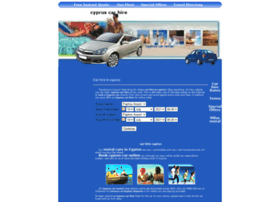 cyprusvillascypruscars.com