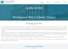 cyrilleassier.fr