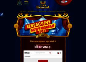 cyrk-korona.com.pl