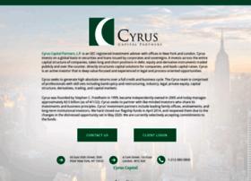 cyruscapital.com