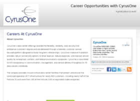 cyrusone.hrmdirect.com