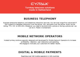 cytalk.com