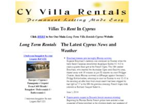 cyvillarentals.co.uk
