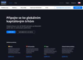 cz.saxobank.com