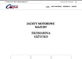 czarter-jacht-mazury.pl