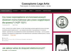 czasopismo.legeartis.org