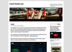 czechfamilylaw.wordpress.com