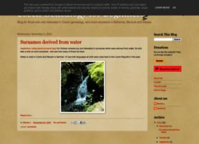 czechgenealogy.blogspot.com