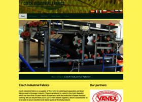 czechindustrialfabrics.com