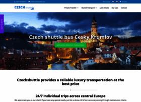 czechshuttle.com