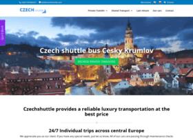czechshuttle.cz
