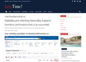 czechsubaruclub.cz