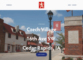 czechvillagecedarrapids.com