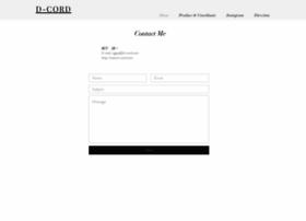 d-cord.com
