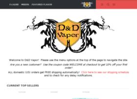 d-d-vapor.myshopify.com