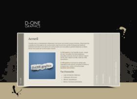 d-one-graphics.com