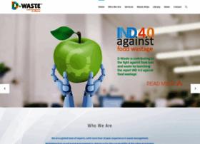 d-waste.com