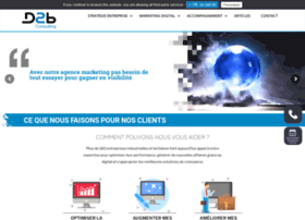 d2bconsulting.fr