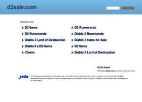 d2sale.com